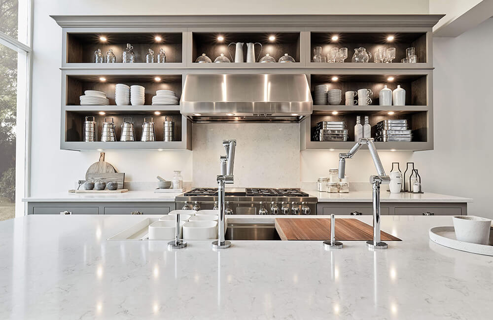 silestone kitchen worktop