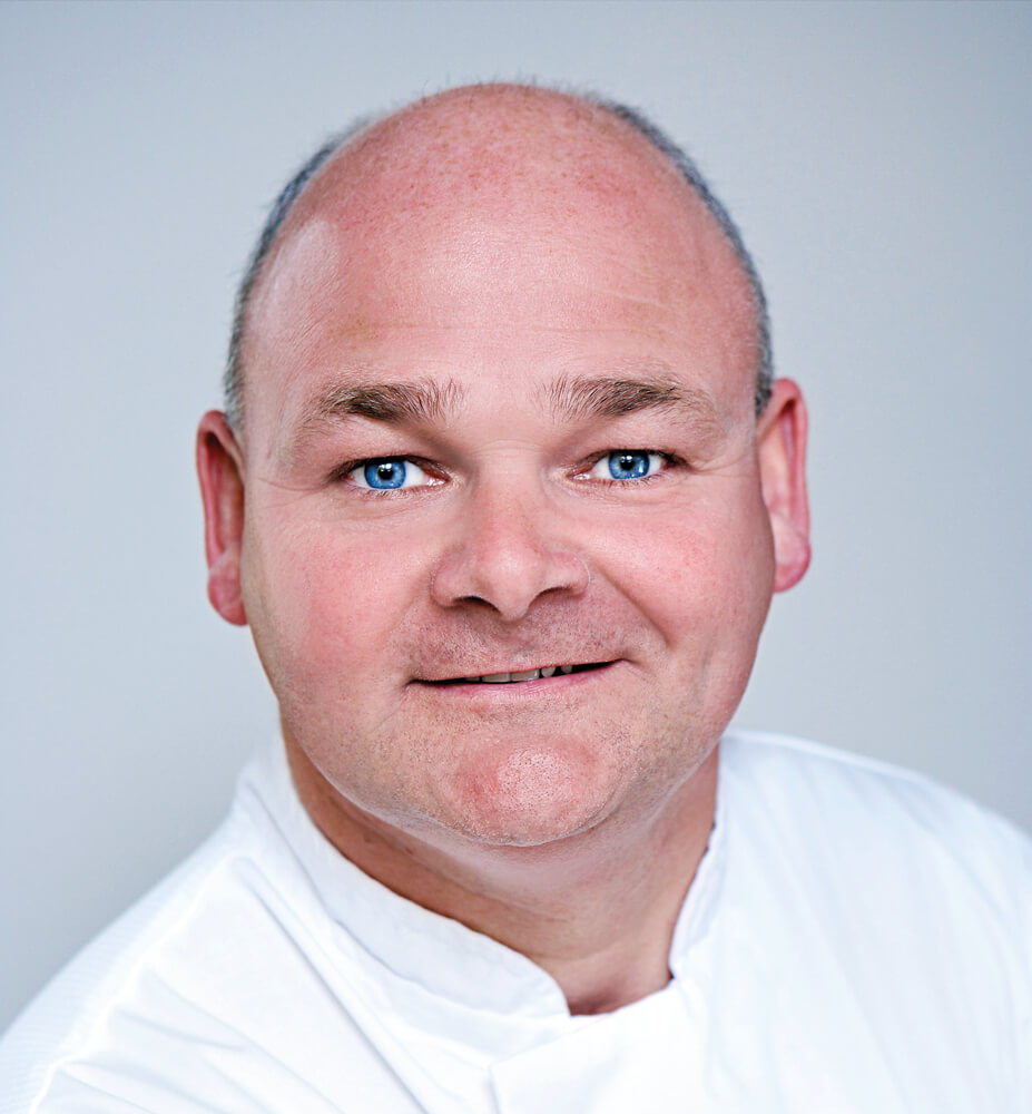 Chef Nigel Smith