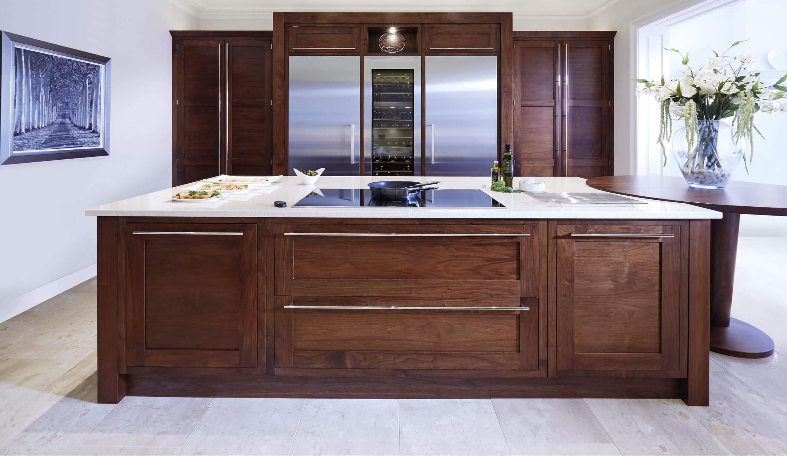 finest selection 20b0f 06c40 Walnut Kitchen | Tom Howley