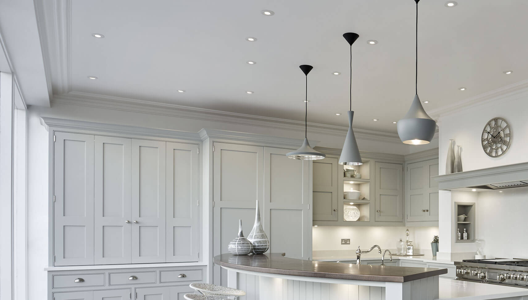 Pendant Lighting For The Kitchen Tom Howley