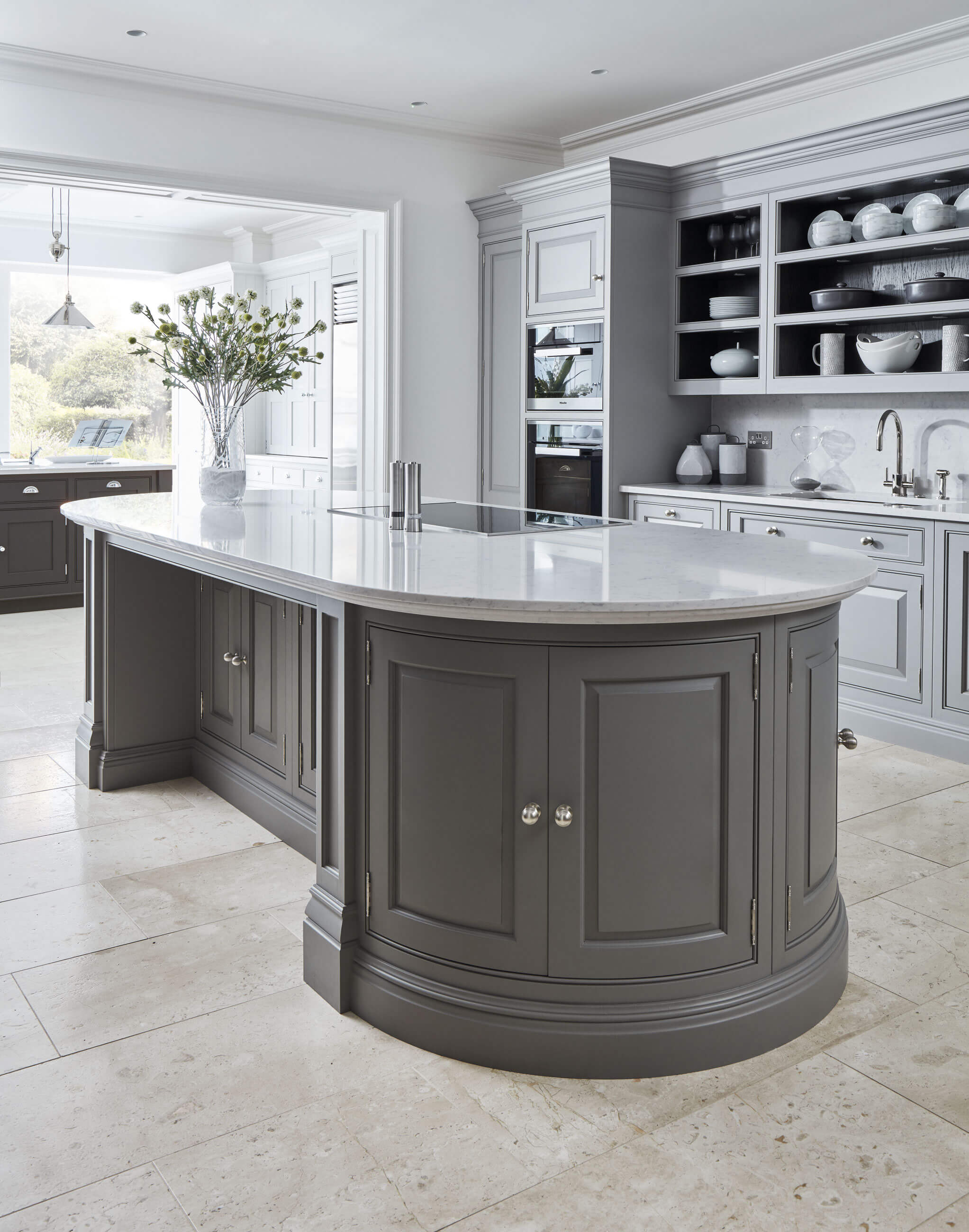 Kitchen Island Bespoke Kitchen Cabinets Tom Howley