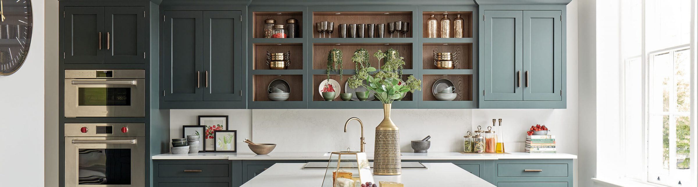 Get Organised with Our Clever Kitchen Storage Ideas