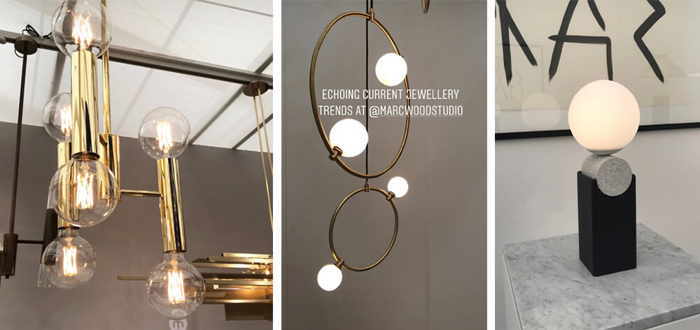 London Design Festival Statement Lighting