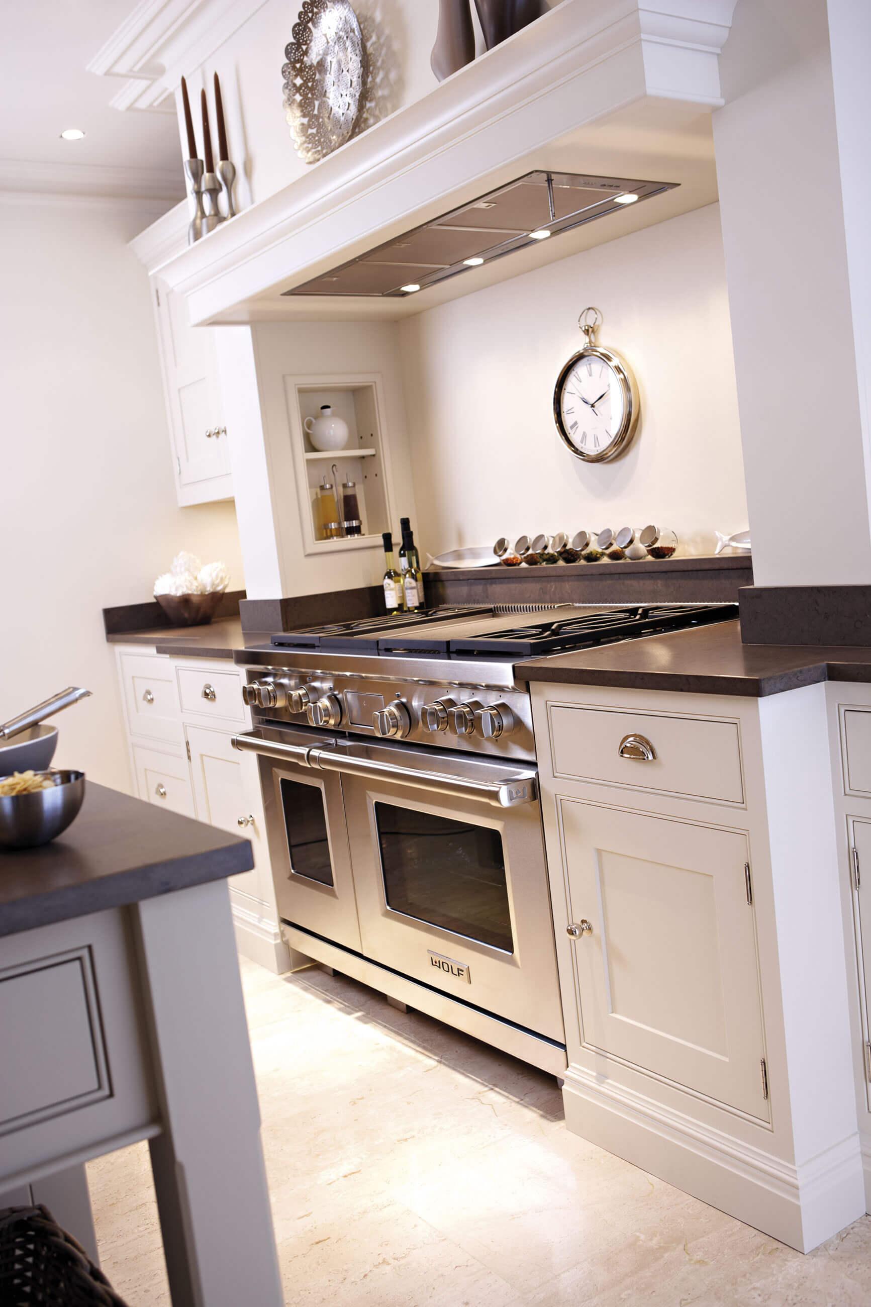 Modern Shaker Kitchen Tom Howley