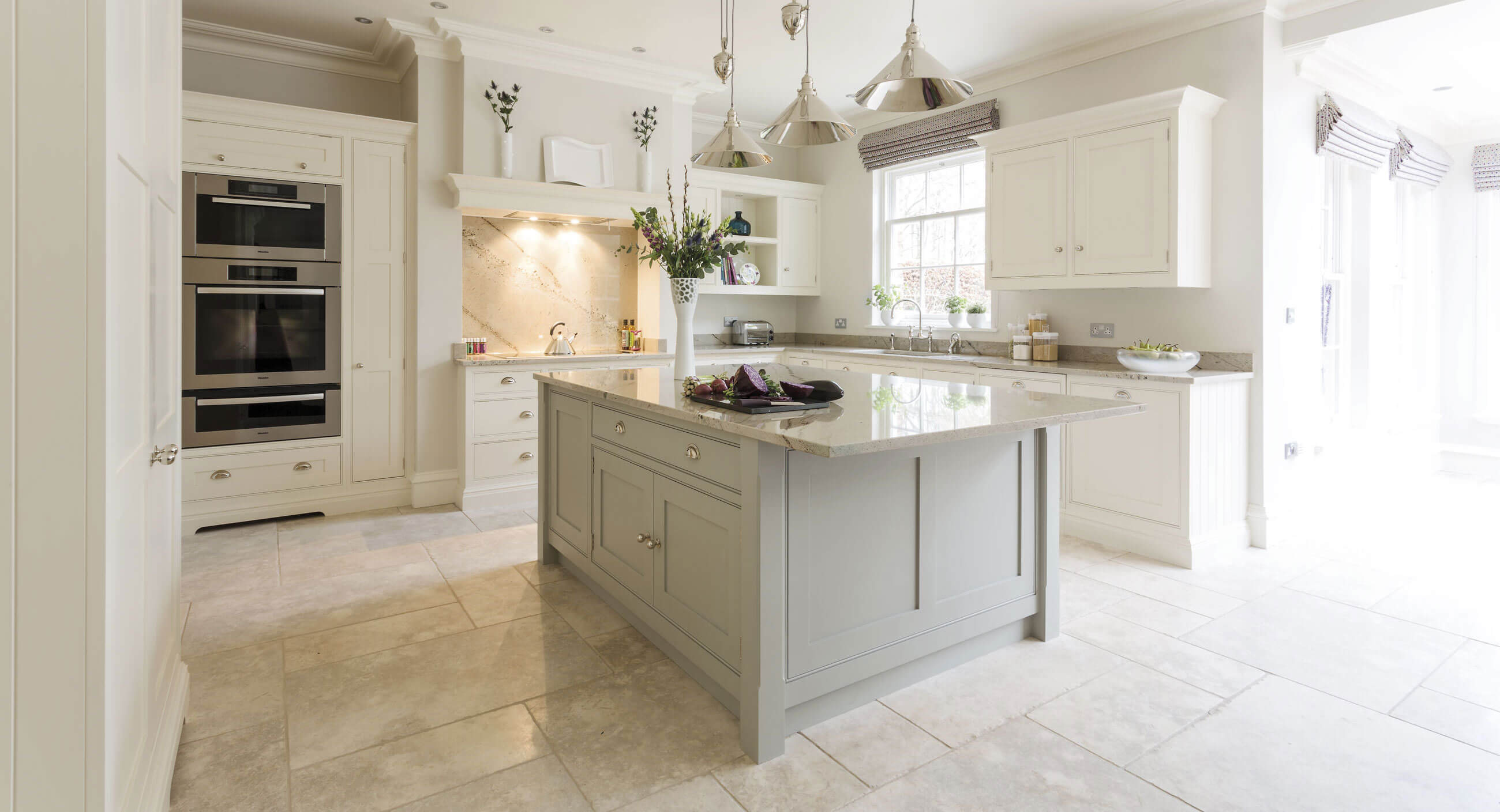 Open Plan Kitchen | Tom Howley