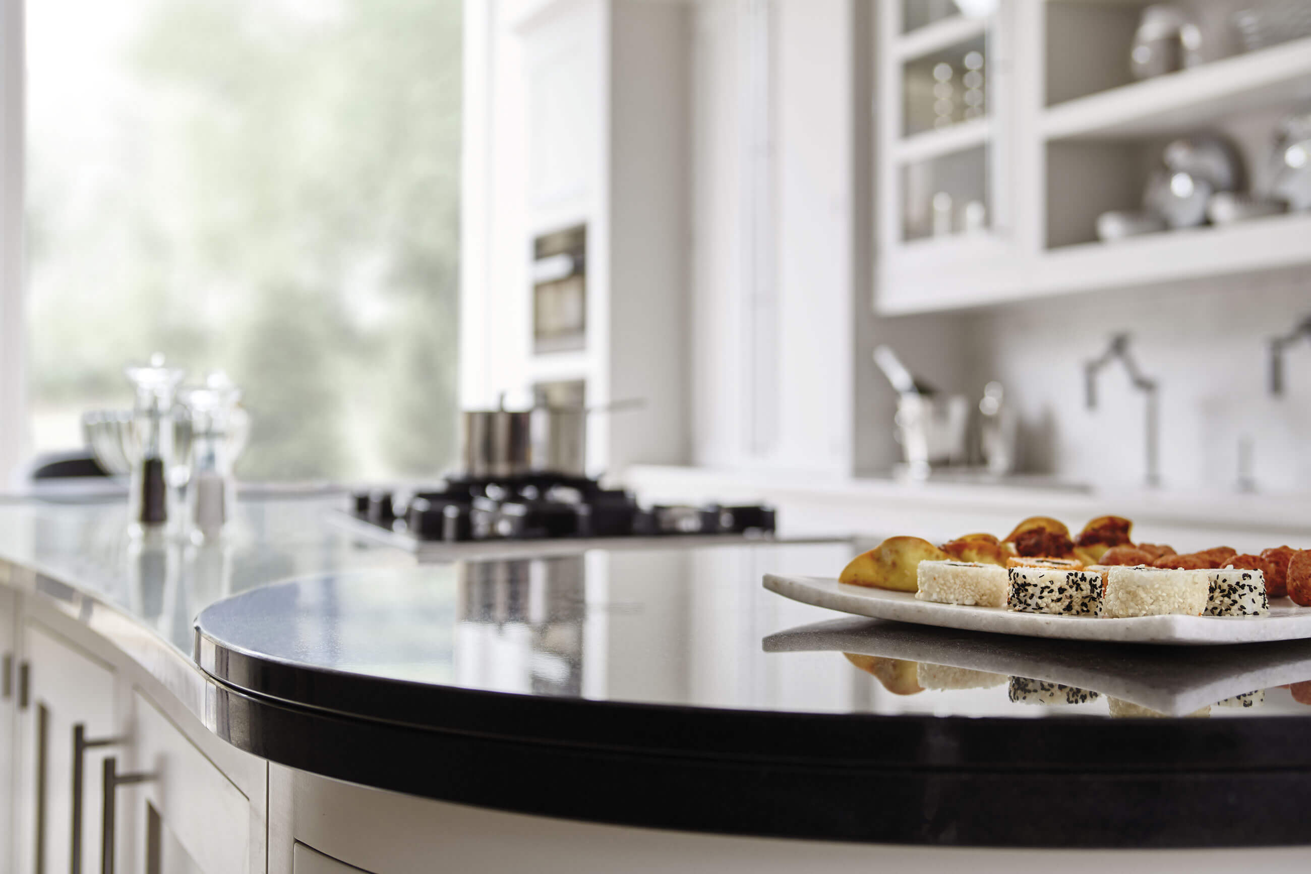 U201cThe Smooth, Clean Lines Of The Harrington Kitchen Collection Makes It  Possible For Us To Play With Different Shapes For The Design, Resulting In  This ...