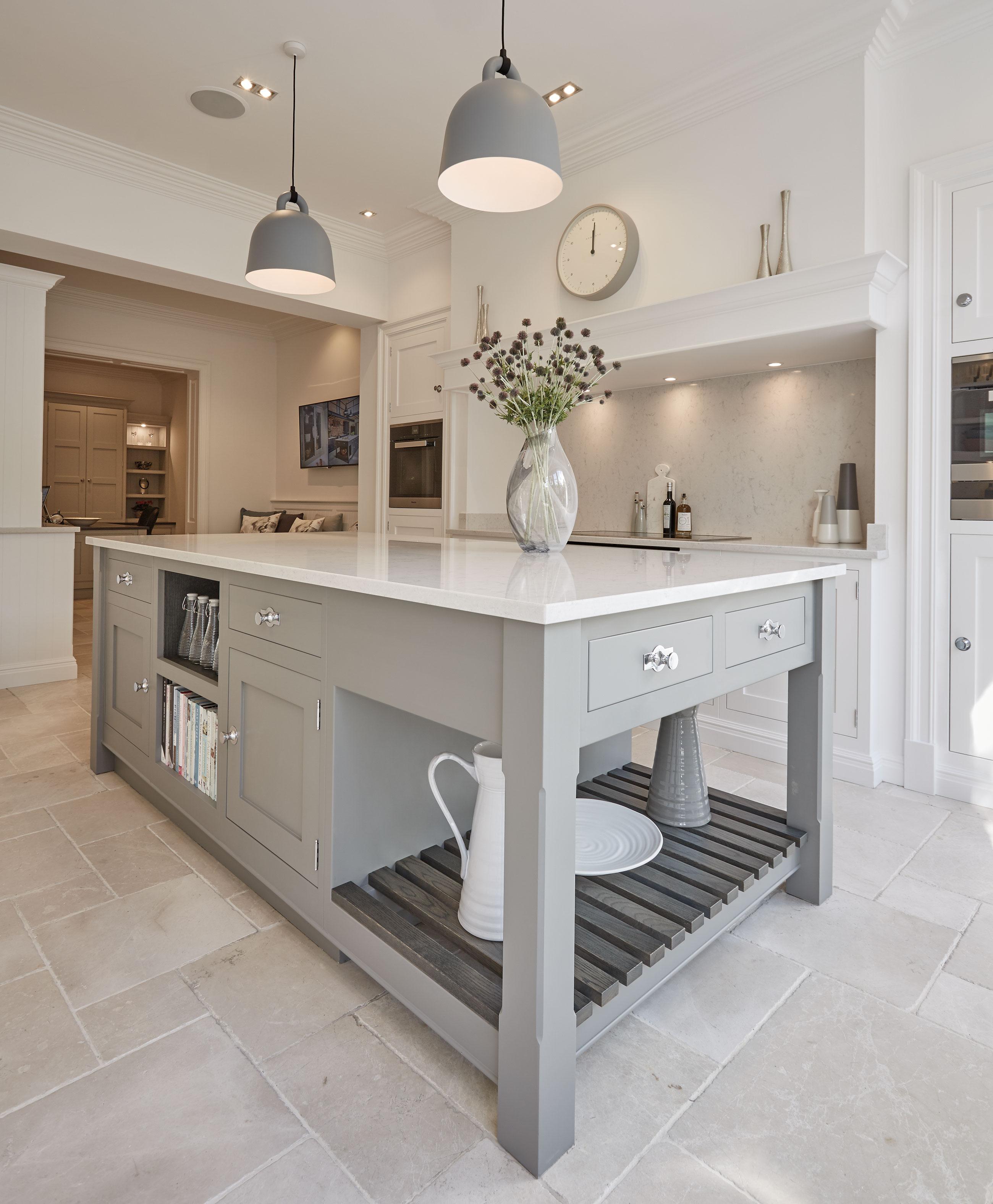 Light Grey Kitchen: Light Grey Kitchen