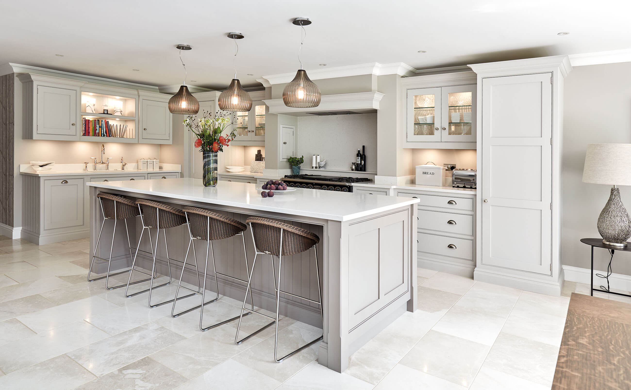 Kitchen Designs: Traditional & Contemporary Kitchens