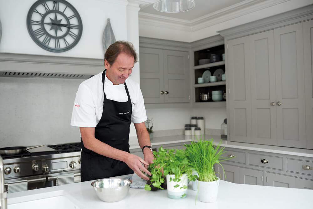 Chef Notes from new brand ambassador Galton Blackiston