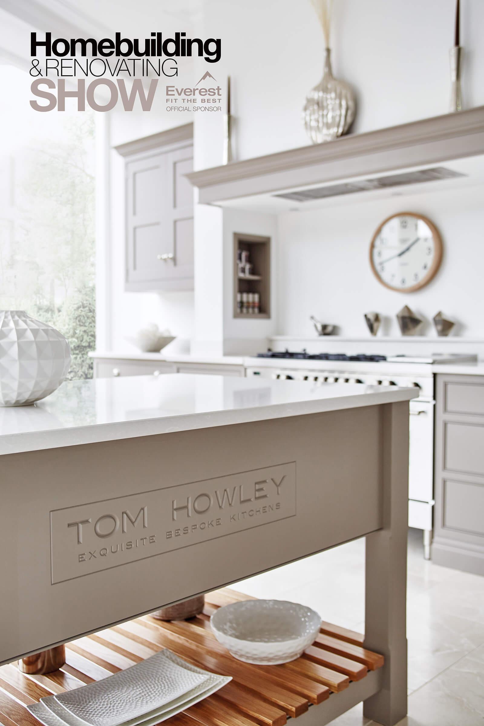 Harrogate Homebuilding Show | Tom Howley