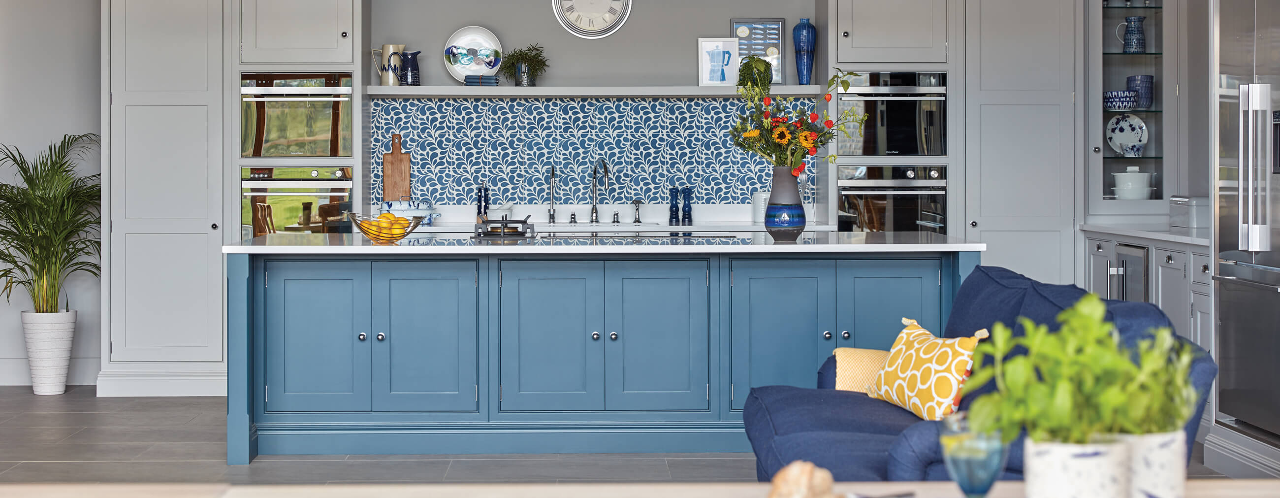 Style Notes How We've Styled Our Latest Contemporary Kitchen ...