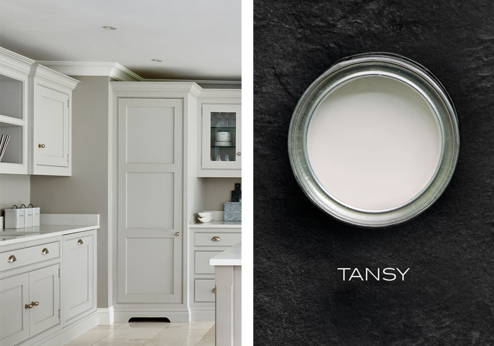 Hand-painted `Tom Howley Kitchens