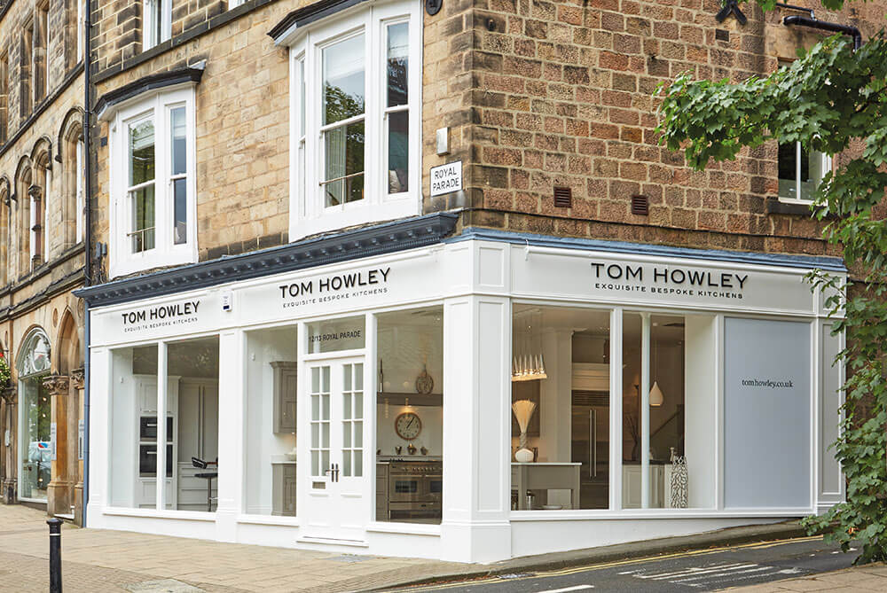 Tom Howley Harrogate Showroom 1