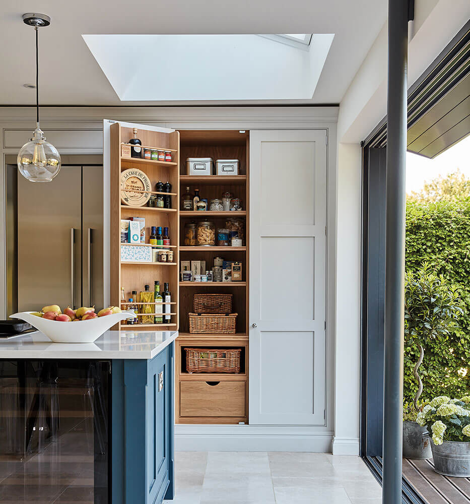 home renovation pantry