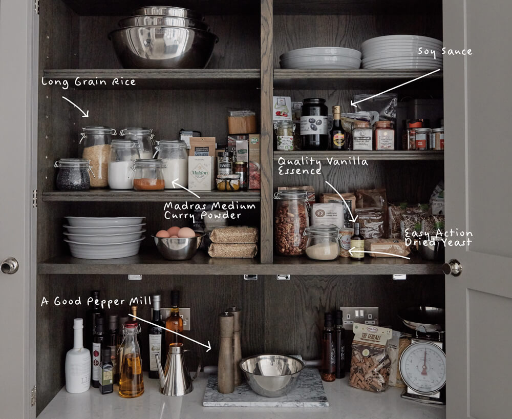 Galton Blackiston's Favourite Kitchen Pantry Essentials