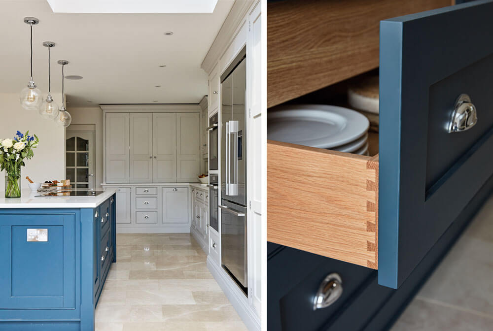 Kitchen Trends - Blue Hues