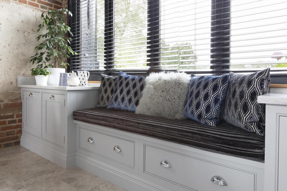 Bespoke Window Seat