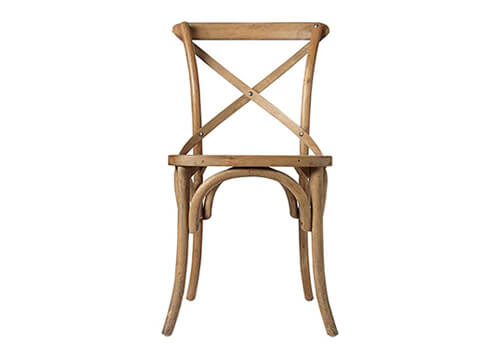 Oka Camargue Solid Oak Dining Chair