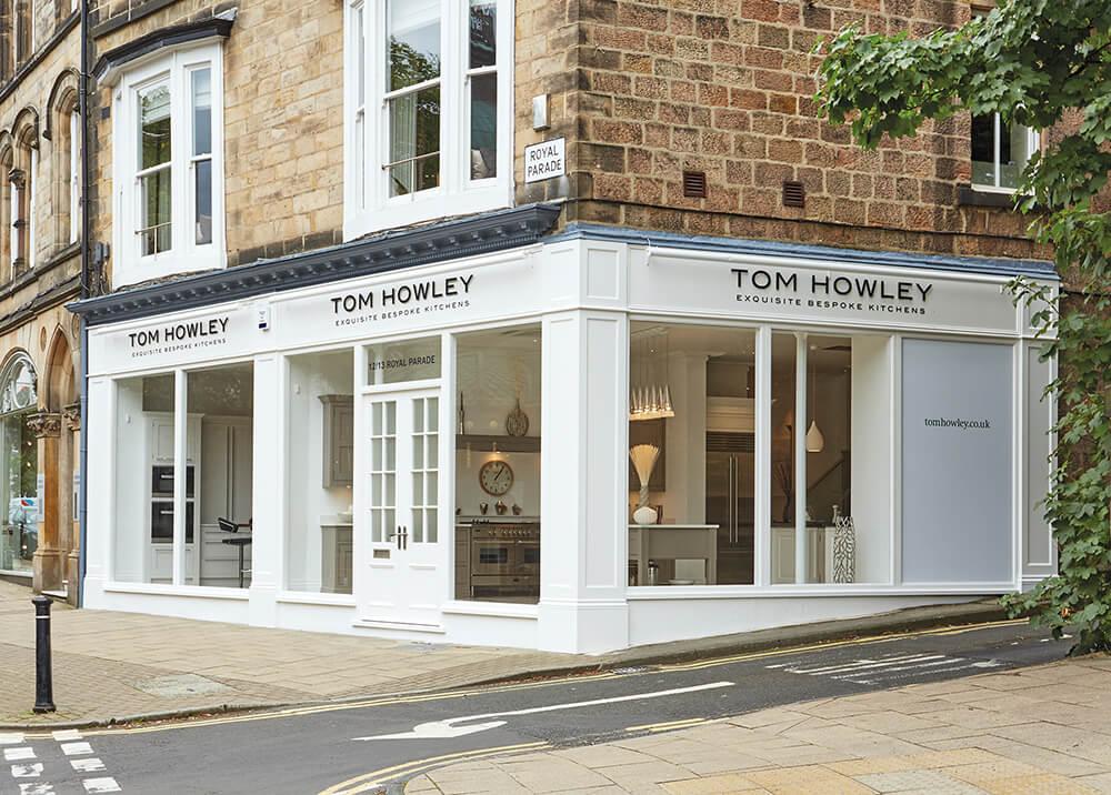 Tom Howley Showrooms. Harrogate