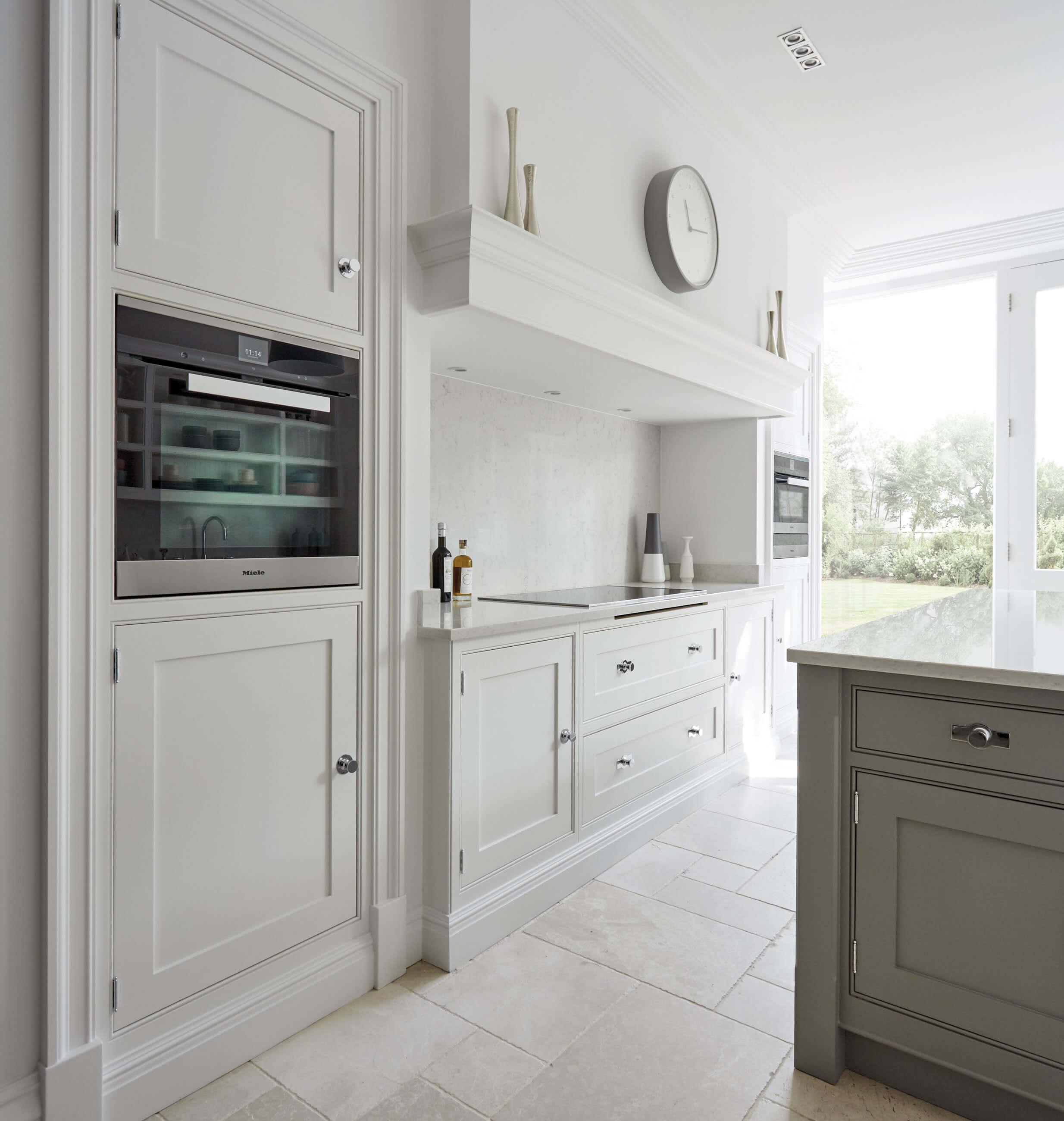 Grey Shaker Kitchen | Tom Howley
