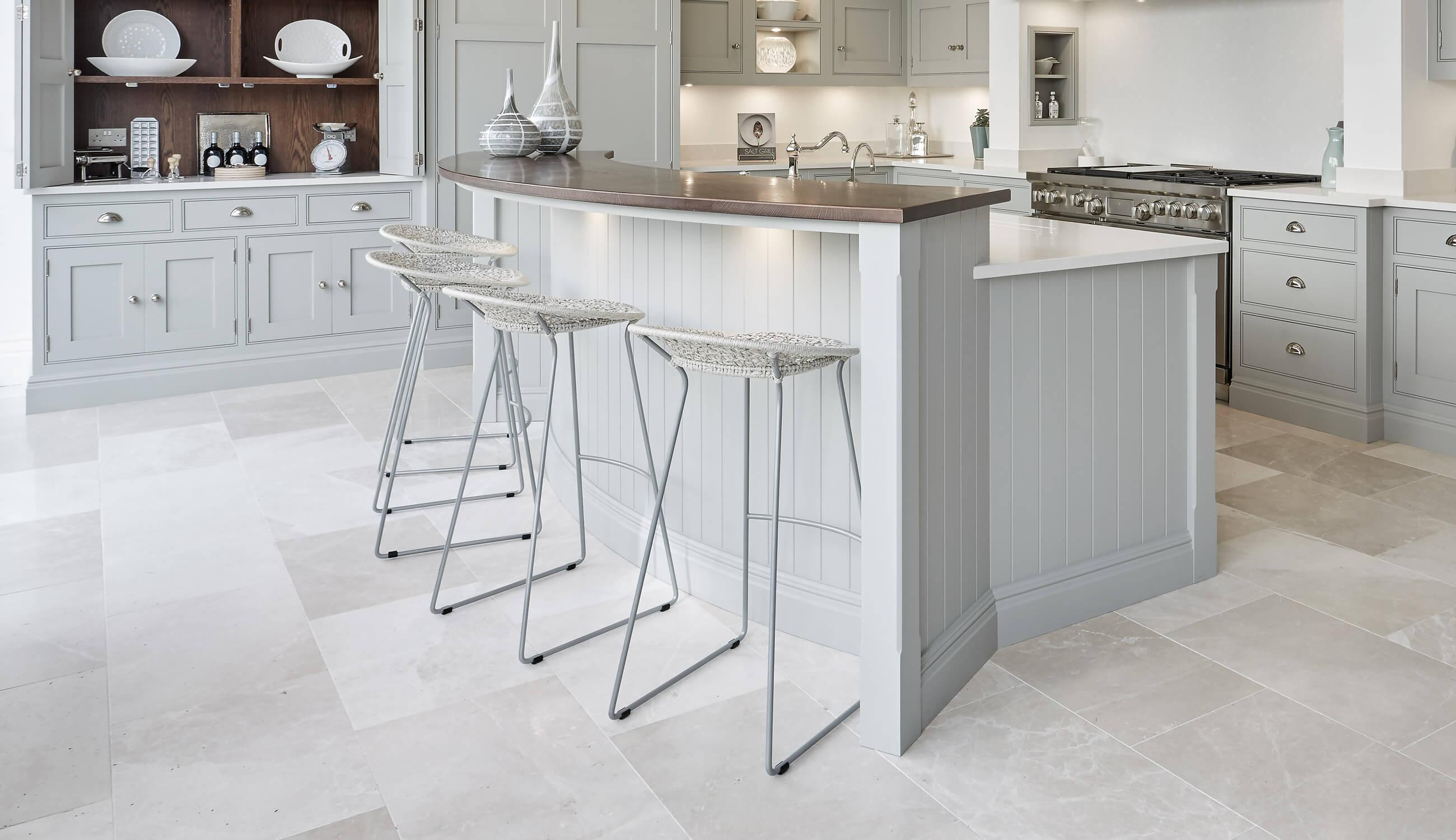 Statement kitchen bar stools