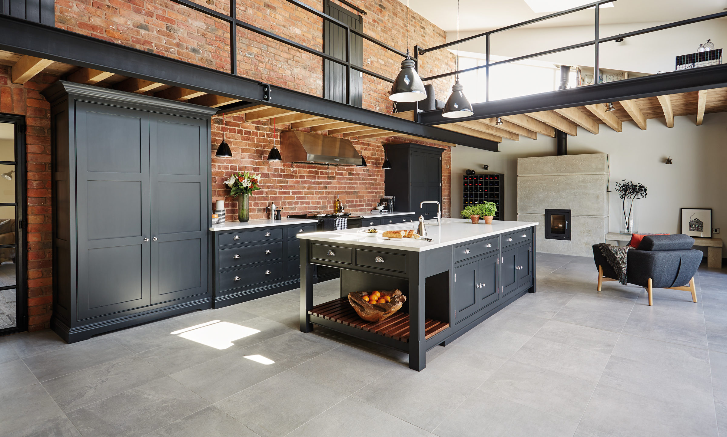 Bespoke kitchens luxury kitchen designers tom howley scroll for more scroll down solutioingenieria Gallery